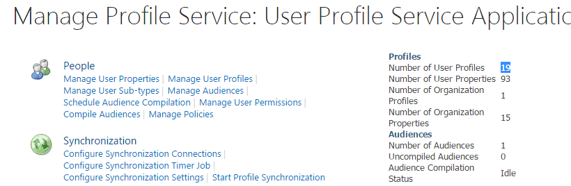 user profile synchronization service sharepoint 2016 9