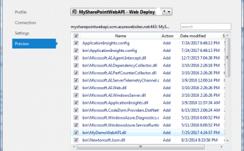 create web api in sharepoint online visual studio 2015
