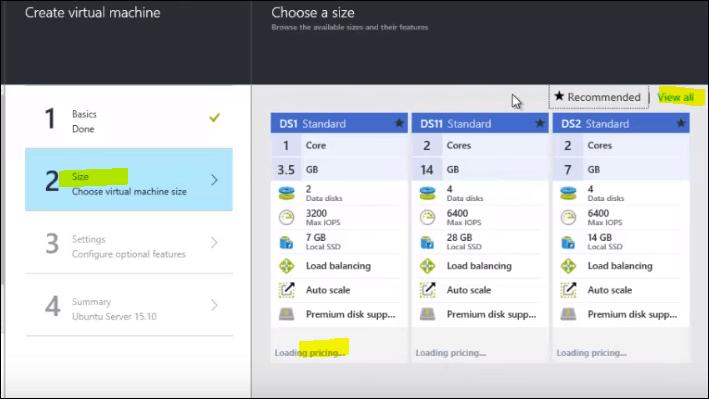 azure create linux virtual machine from vhd