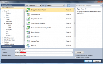 Deploy jQuery to SharePoint using solution package