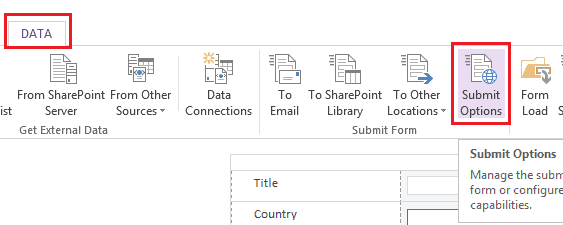 Disable Save button in list form in infopath SharePoint