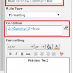 nintex forms validation rules