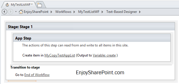 sharepoint 2013 workflow impersonation step