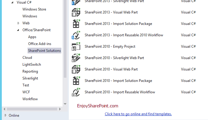 Create List Definition and List Instance in SharePoint 2013 using Visual Studio 2013