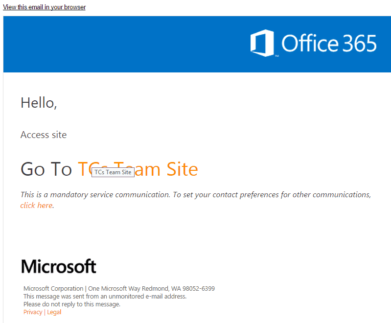 office 365 share with external users