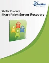 Stellar Phoenix SharePoint server recovery tool