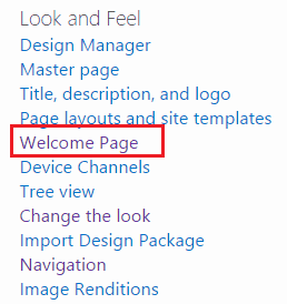 Site pages links missing in SharePoint 2013
