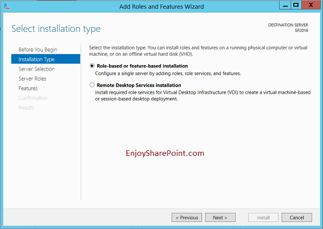 Steps to Enable wireless in Windows Server 2012 R2