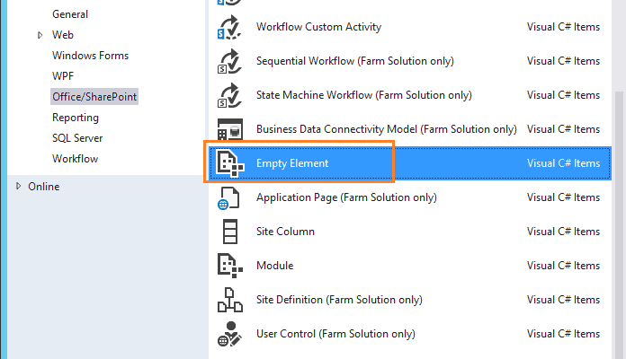 Create Delegate Controls in SharePoint 2013 using visual studio 2015