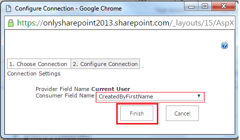 Working with Current User Filter web part in SharePoint 2013 Online