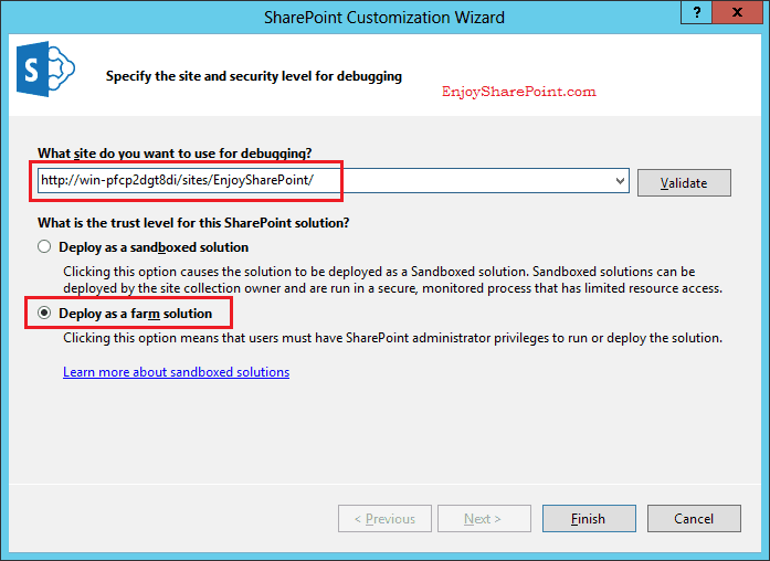 SharePoint 2013 Create custom master page using Visual Studio 2013
