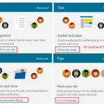 Introduction to new SharePoint Online Site Contents page, new site contents page office 365