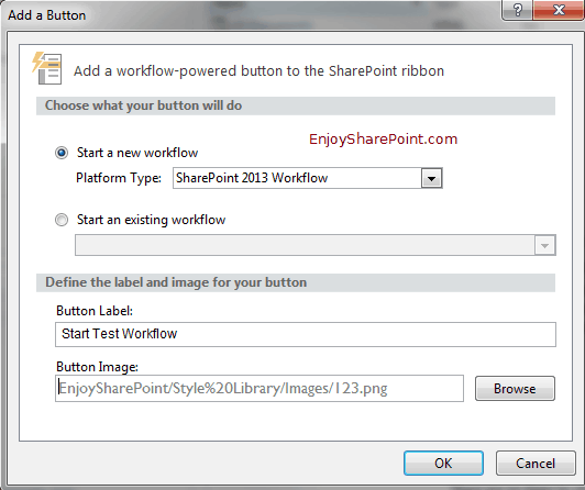 Quick Step in SharePoint 2016