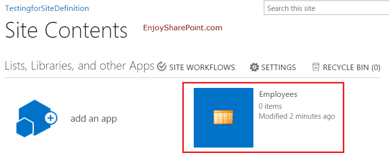 How to create site definition using Visual Studio 2013 in SharePoint 2013?