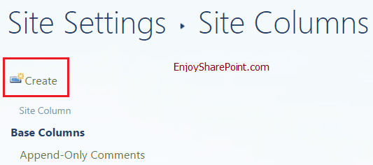 Steps to create Site column using Visual Studio 2013 in SharePoint 2016