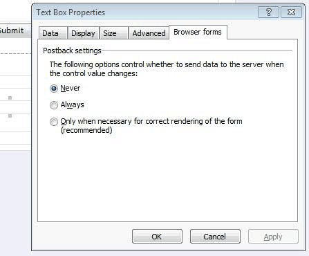 InfoPath 2013 Submit option multiple click issues in SharePoint