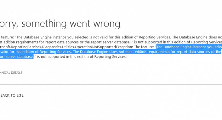 sharepoint 2013 ssrs reports not working