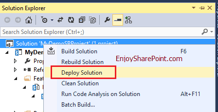 steps to create list definition and list instance in sharepoint 2016