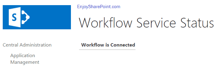 Install workflow manager sharepoint 2019 step by step