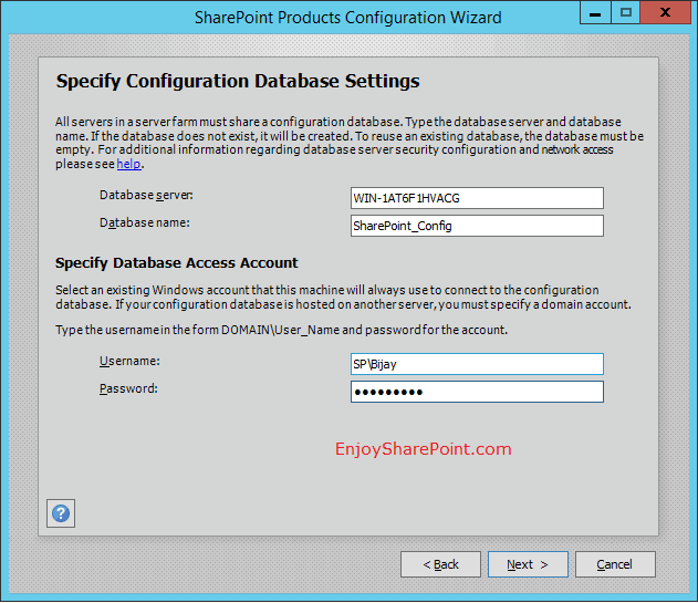install sharepoint 2016 on windows server 2012 r2