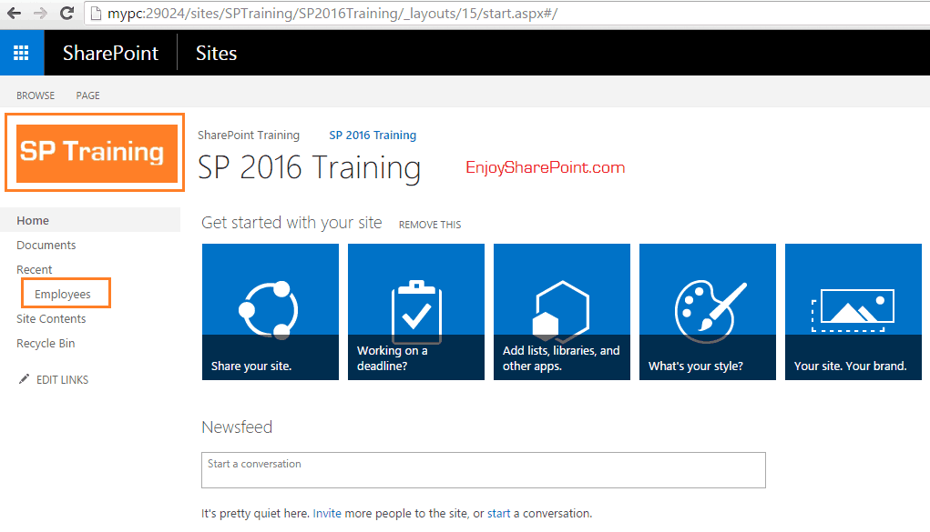 save site as template sharepoint 2016