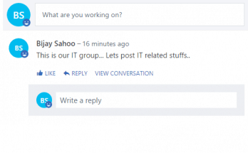 How to integrate Yammer with sharepoint 2013 online and SharePoint 2019 on-premises?