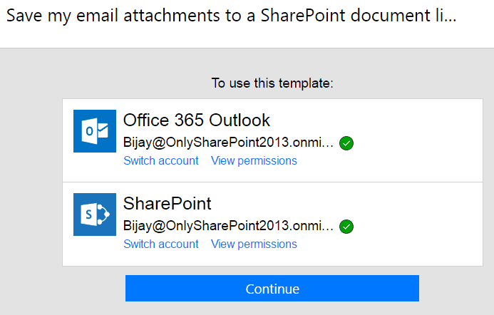 Microsoft Flow Save Email Attachments To Sharepoint Document