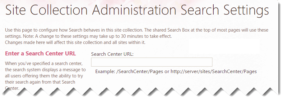 SharePoint Online: How to set Search Center URL using JSOM - TechNet