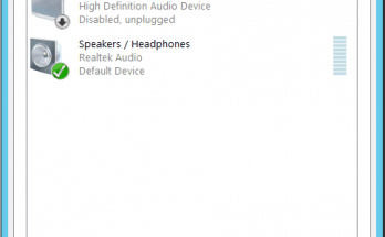 no audio devices are installed