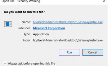 on-premises data gateway azure