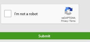 google recaptcha sharepoint