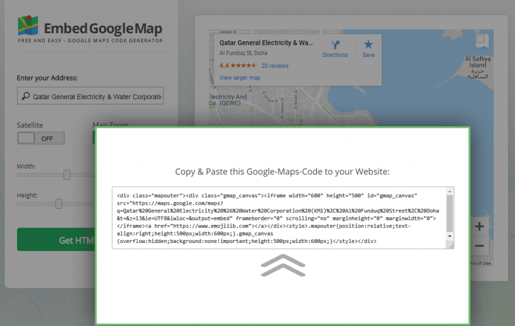 How to Embed Google Maps to a SharePoint 2013/2016 or Online page