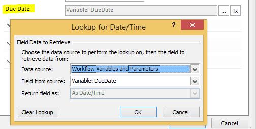 leave request sharepoint designer 2013 workflow