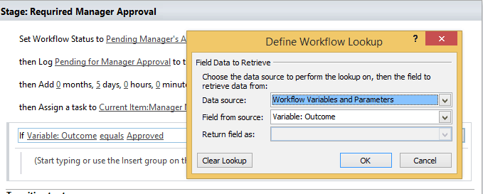 create leave request workflow in SharePoint