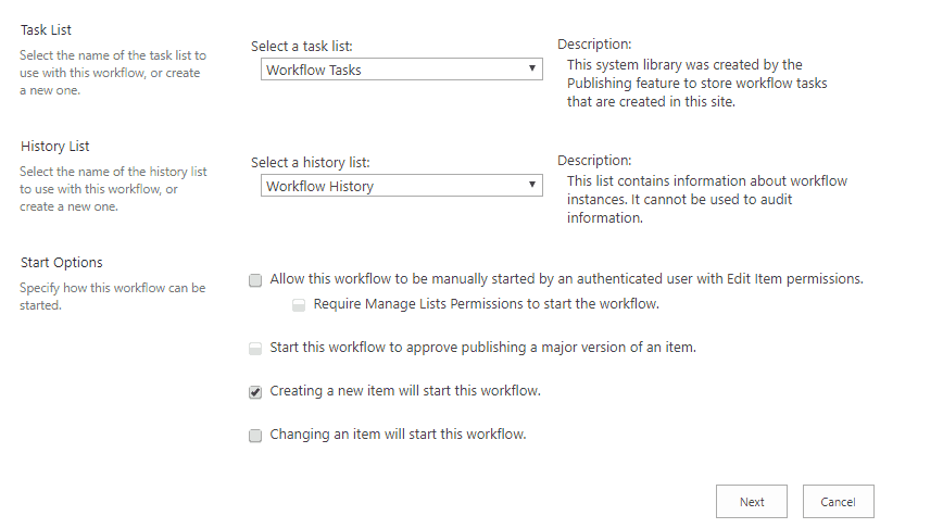 sharepoint 2013 leave request workflow