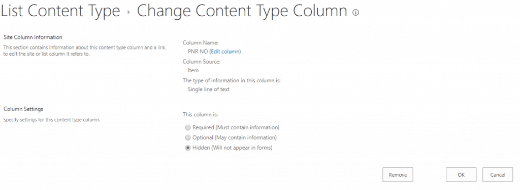 create auto-increment number column in sharepoint list