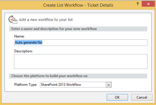 sharepoint 2010 auto increment number workflow