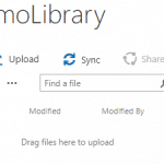 how to create a library in sharepoint