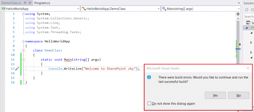 c# multiple classes in one namespace
