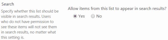 SharePoint 2013 Find an Item List search box does not return results