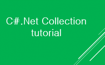 collection in C#.Net