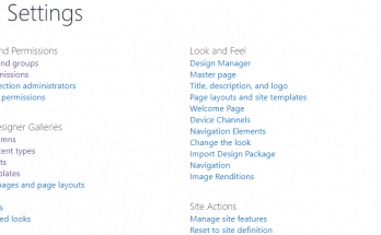 Useful SharePoint URLs for SharePoint Developers