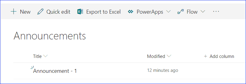 create update and delete list items using rest api sharepoint online
