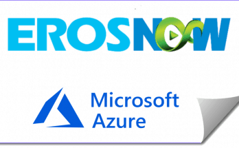 Eros now tied up with Microsoft Azure