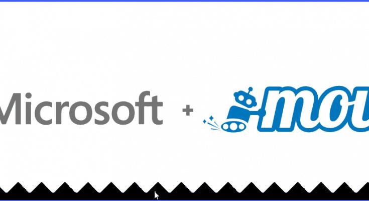 Microsoft acquired Mover