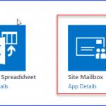 configure site mailbox in sharepoint online