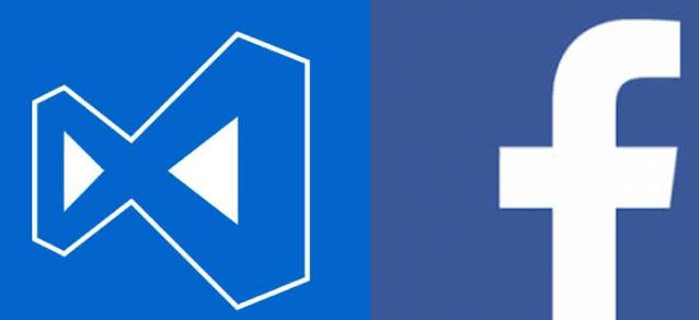 facebook visual studio code