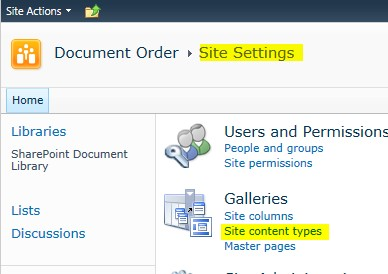 sort folders in sharepoint 2010 document library