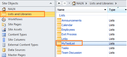 Add custom actions to list item menu sharepoint 2010