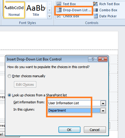 This view cannot be displayed because the number of lookup and workflow status columns